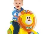MINI SKUTER LEW 3W1, pchacz SMILY PLAY, ANK0855